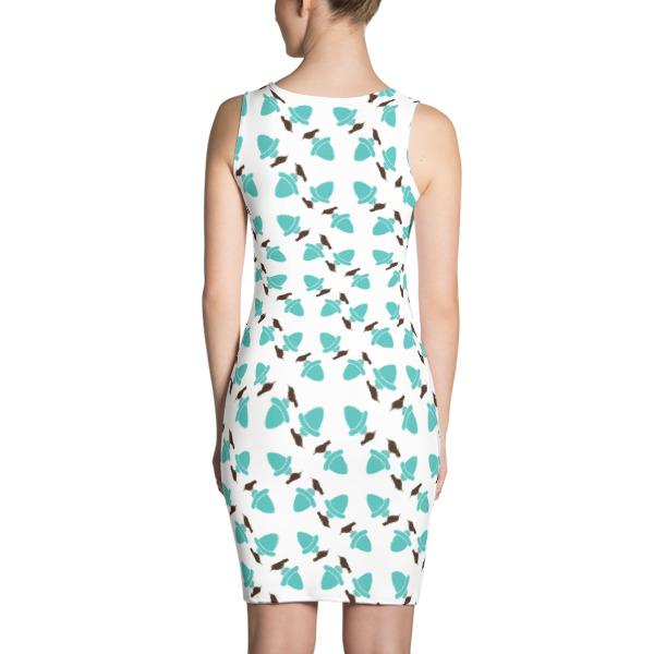 Birds & Acorns Dress