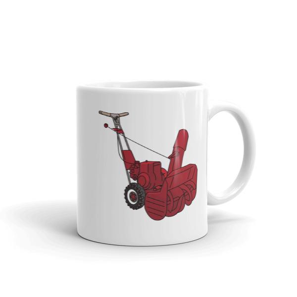 Snowblower Mug