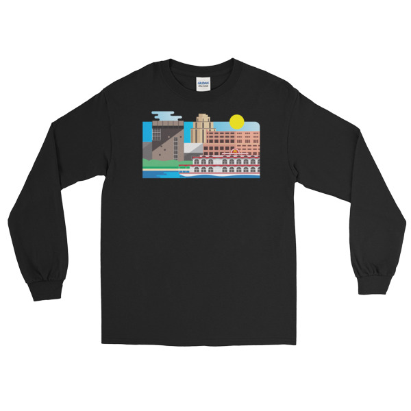 St. Paul Shirt Longsleeve Summer