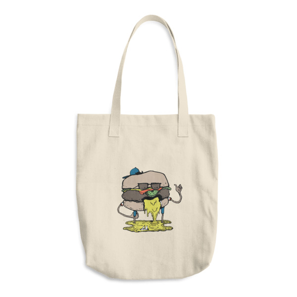 Juicy Lucy Tote Canvas