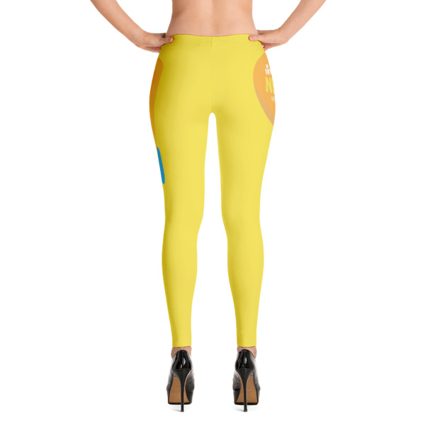 Foam Fun Leggings Fin Dart