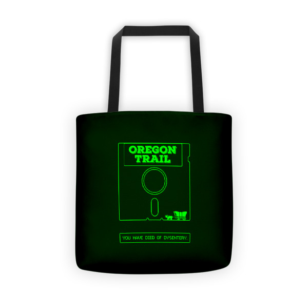 Oregon Trail Tote Disk