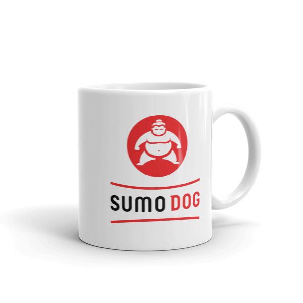 Sumo Dog Mug