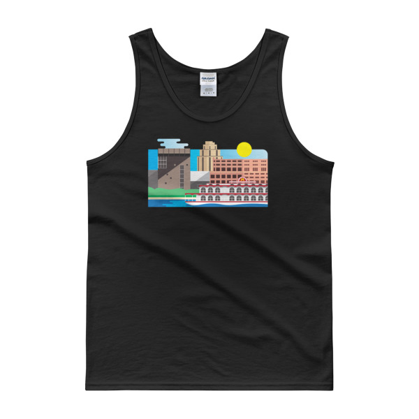 St. Paul Tank Summer