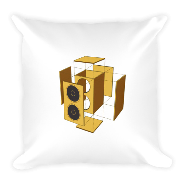 Stereo Assembly Pillow