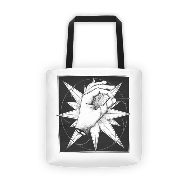 Star Hand Tote