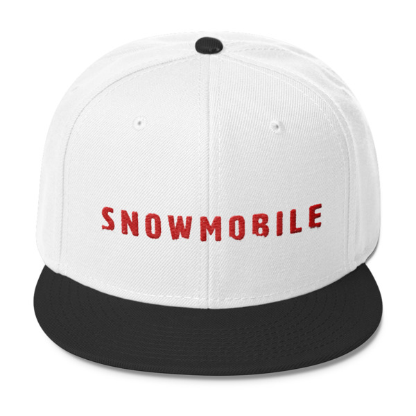 Snow Mobile Hat