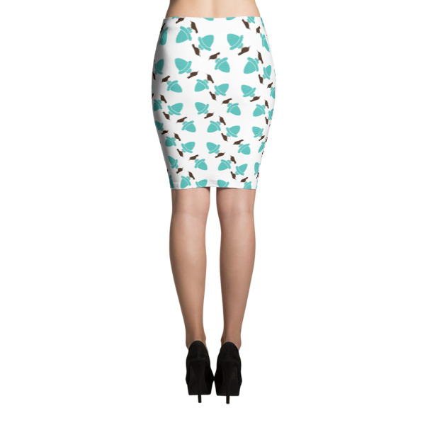 Birds & Acorns Skirt