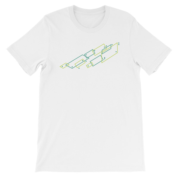 Cluster Tee