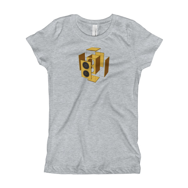 Stereo Assembly Tee Girls