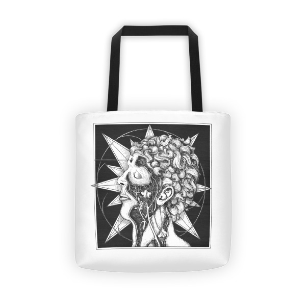 Star Head Tote