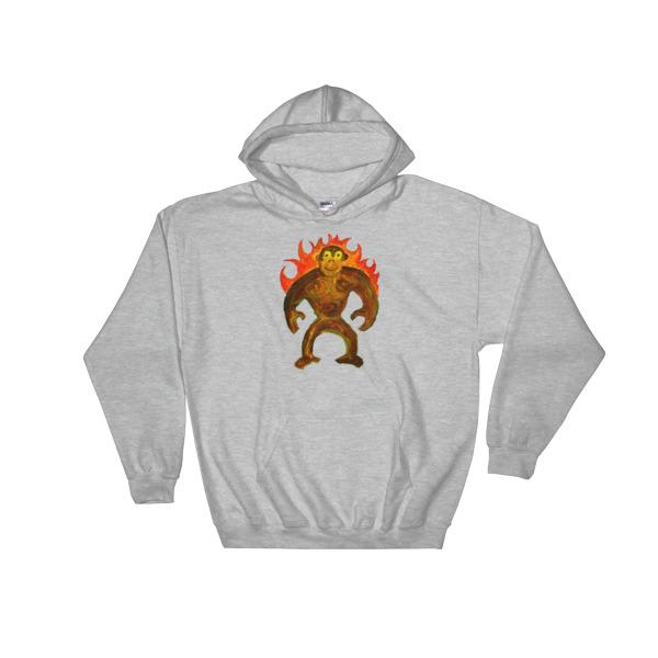 Heat Gorilla Hoodie