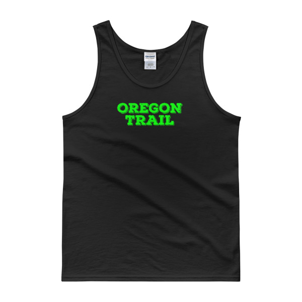 Oregon Trail Tank Logo