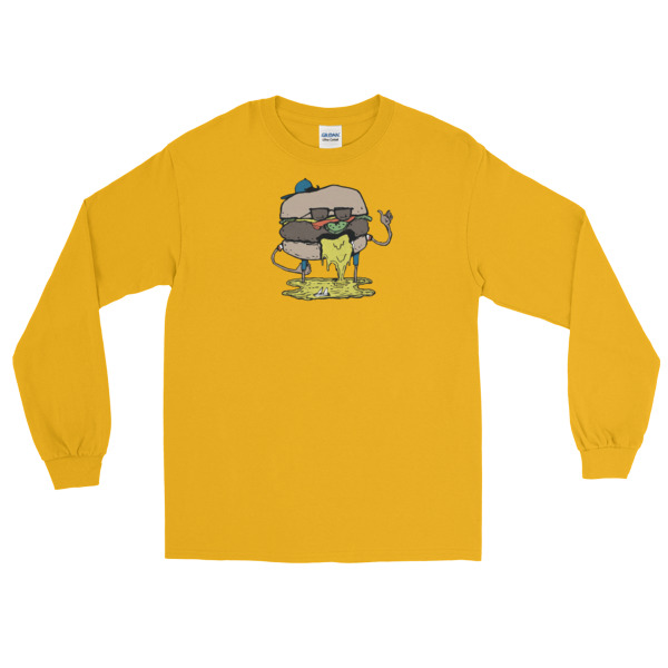 Juicy Lucy Shirt Longsleeve Burger