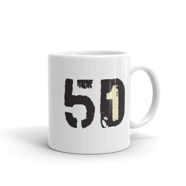 Old Time Hockey Mug 5D1