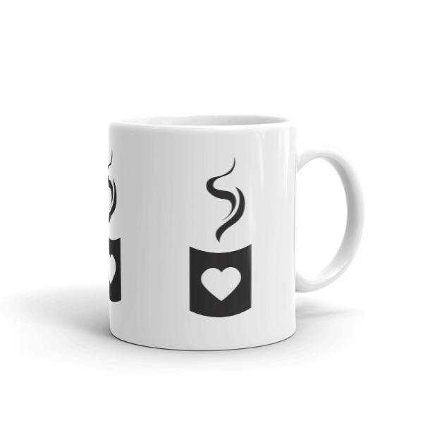 Heart Cup Mug