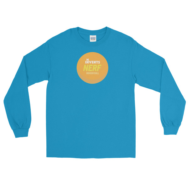 Foam Fun Shirt Longsleeve Logo