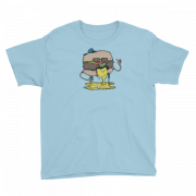 Juicy Lucy Tee Youth Burger