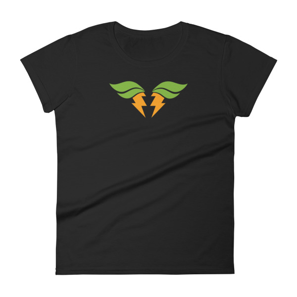Carrot Bolt Tee Women