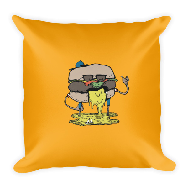 Juicy Lucy Pillow