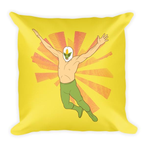 El Ganjero Volante Pillow