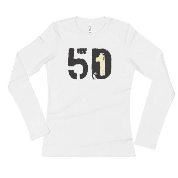 Old Time Hockey Shirt Longsleeve Women 5D1