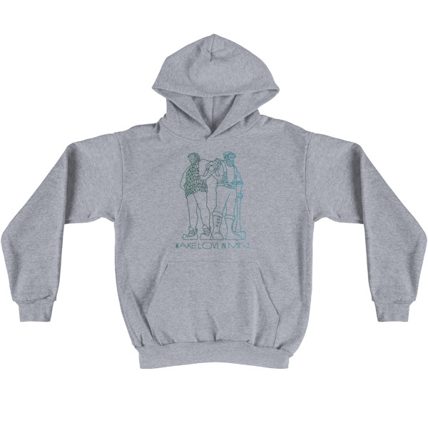 Make Love in MN Hoodie