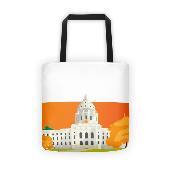 St. Paul Tote Autumn