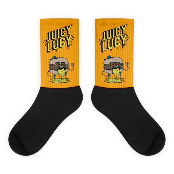 Juicy Lucy Socks