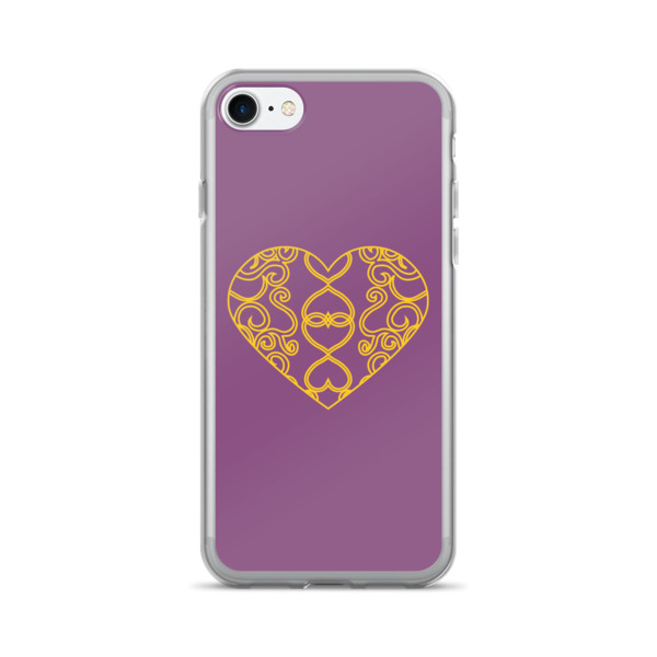 Filigree Heart Case 7/7+