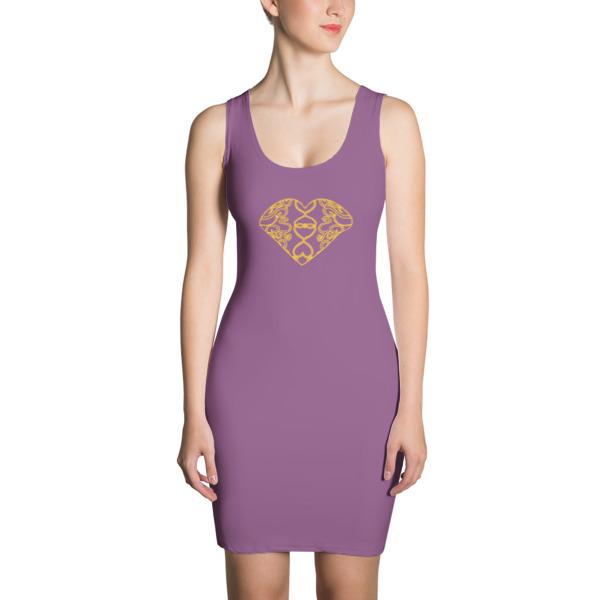 Filigree Heart Dress
