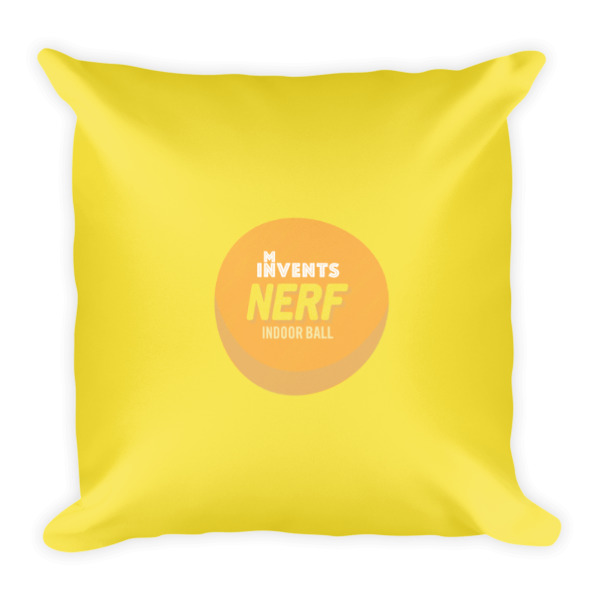 Foam Fun Pillow Suction Dart