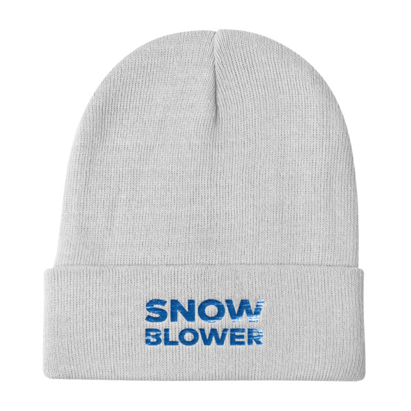 Snowblower Beanie Wordmark
