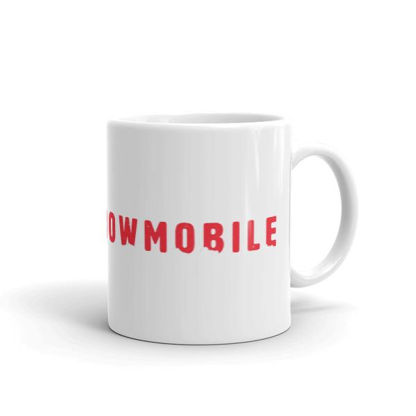 Snow Mobile Mug