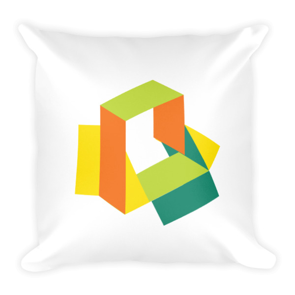 Parallelogram Pillow