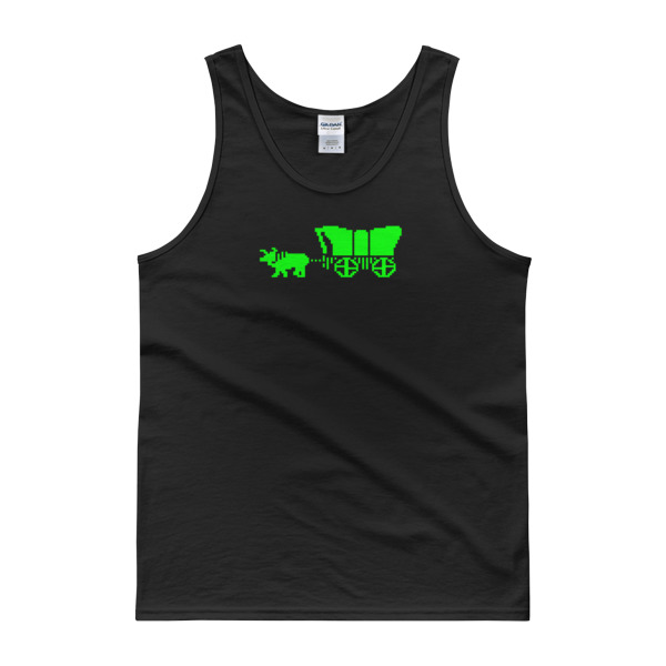 Oregon Trail Tank Wagon
