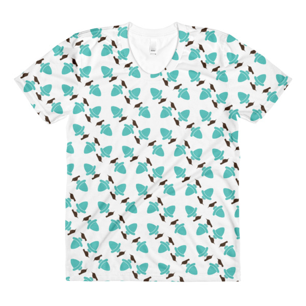 Birds & Acorns Tee Women