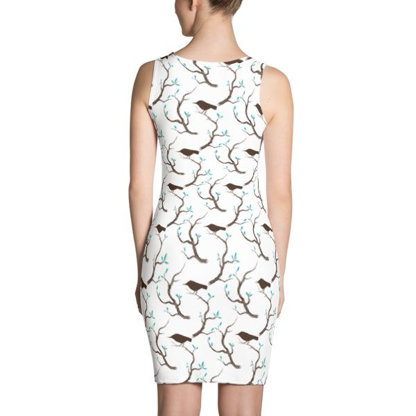 Birds & Branches Dress
