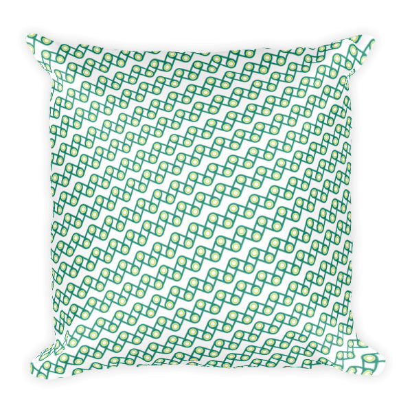 Chevrons Pillow