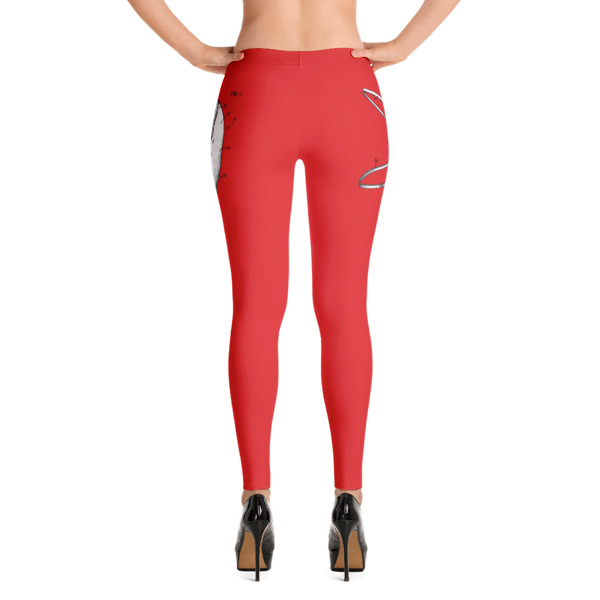 Dust Mask Leggings
