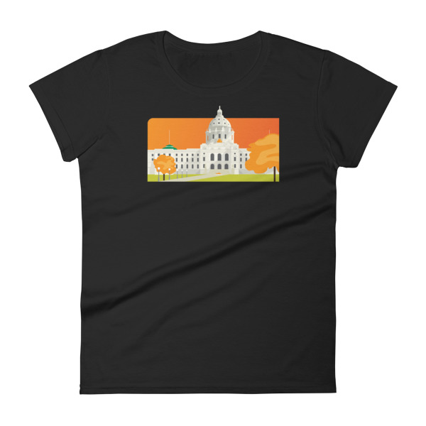 St. Paul Tee Women Autumn