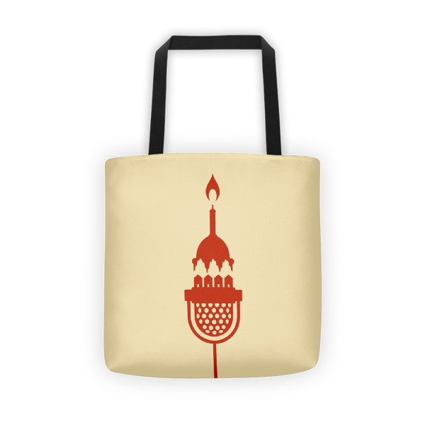 St. Paul Microphone Tote