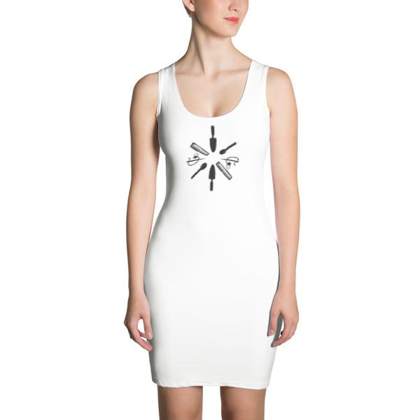 Tool Rosette Dress