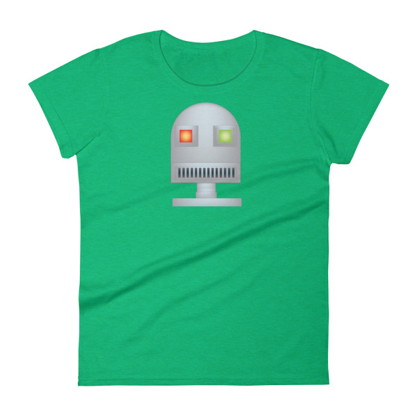 Robot Tee Women