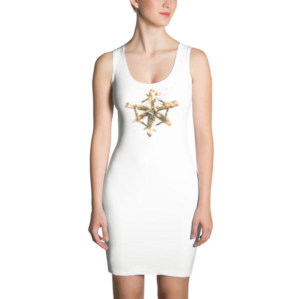 Crystal Flake Dress