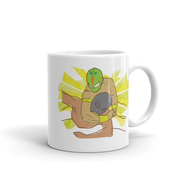El Zanahorio Mug