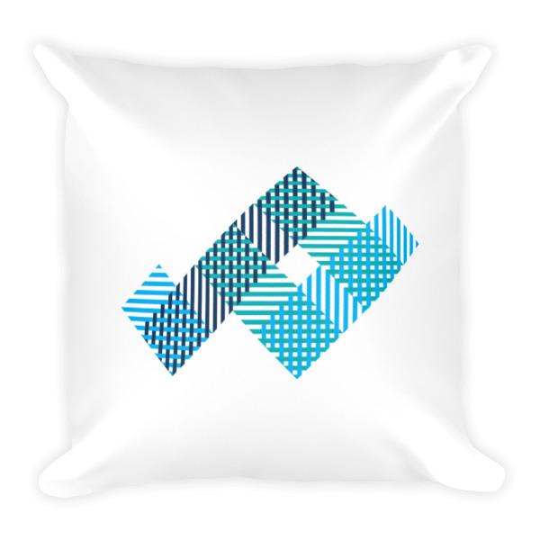 Woven Strips Pillow