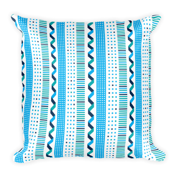 Quad Stripe Pillow
