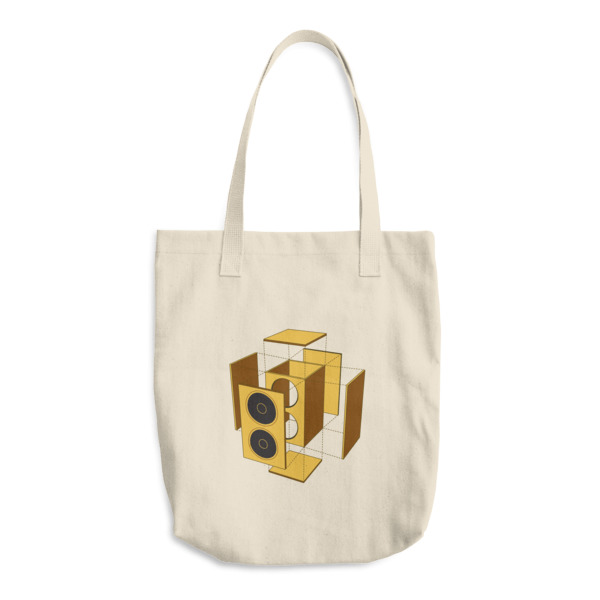 Stereo Assembly Tote