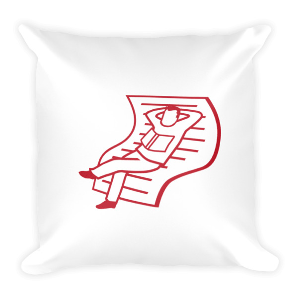 Magic Page Pillow